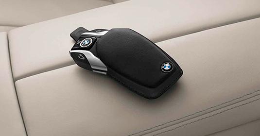 BMW display key wallet