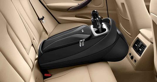 Rear storage bag Luxury
