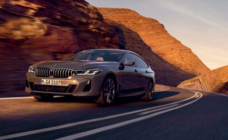 The New BMW 6 Series Gran Turismo – Dynamics of a Sports Car And Luxury of Sedan
