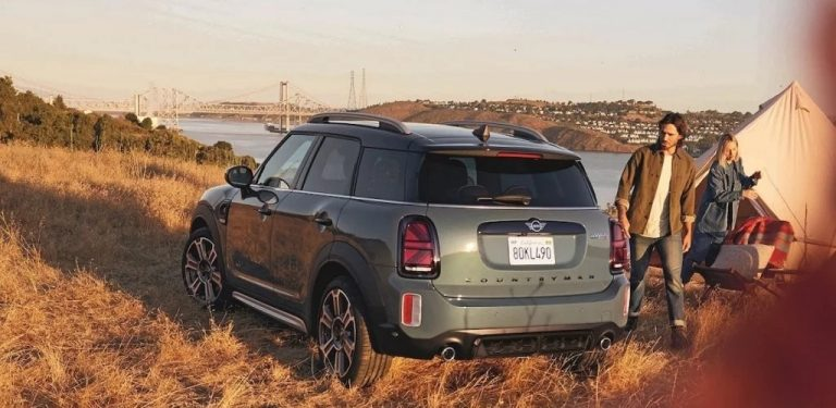 Here's all you need to know about New MINI Countryman