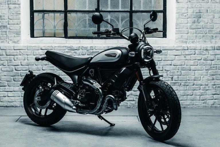 Darkest Desire of Every Ducatisti – Scrambler Icon Dark