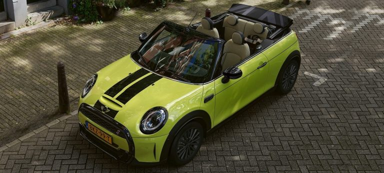 MINI Convertible 2021 – Open for New Things